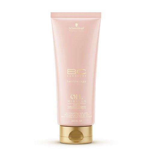 Schwarzkopf BC Bonacure Oil Miracle Shampooing Rose Oil 200 ml