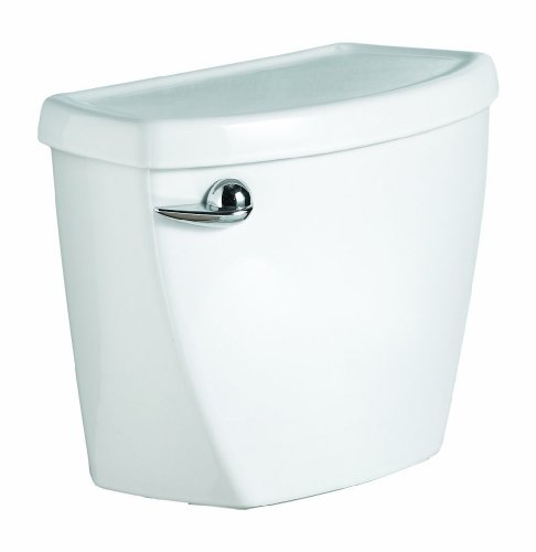 American Standard Cadet 31,28GPF 25,4cm rough WC-TANK nur, weiß weiß -