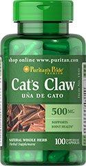 Cat's Claw una de Gato 500 mg