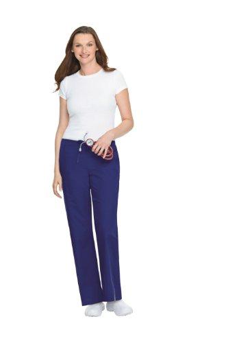 Landau ScrubZone Women's Flare Leg Scrub Pant - Landau Flare Leg Hose