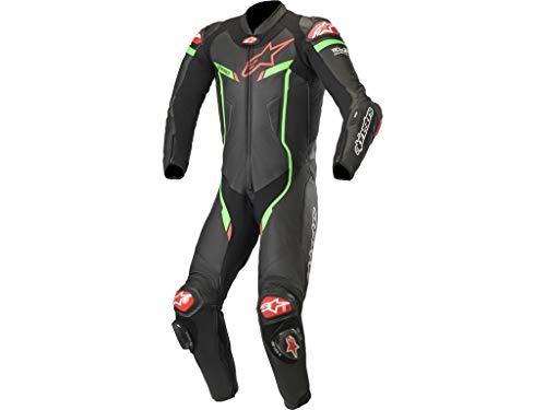 Alpinestars GP PRO V2 - Tuta da moto in pelle, 1 pezzo (compatibile con Tech Air)