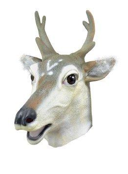 hirsch-deer-maske-gummi-erwachsenen