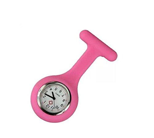 Liroyal-New-Fashion-Silicone-Nurses-Brooch-Tunic-Fob-Watch