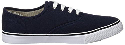 Beppi Canvas 2126160, Chaussures de sport femme Bleu (Navy Blue)