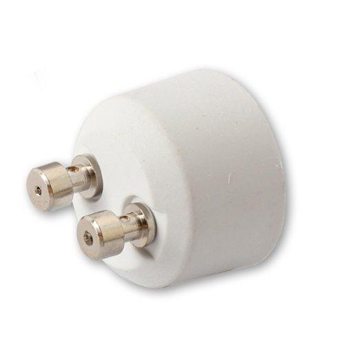Globeagle GU10 auf MR16 Sockel, Halogen-Lampen-Adapter -