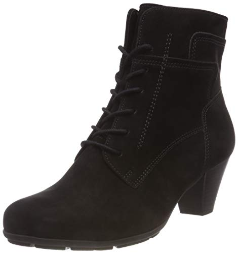 Gabor Shoes Damen Basic Stiefeletten, (Schwarz 17), 38.5 EU