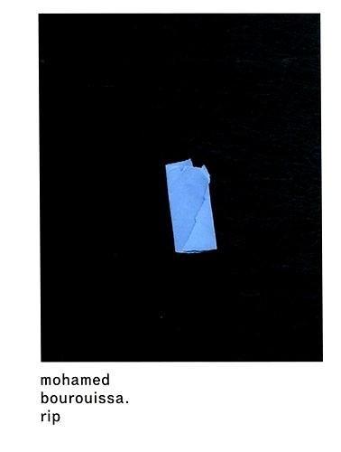 RIP par Mohamed Bourouissa