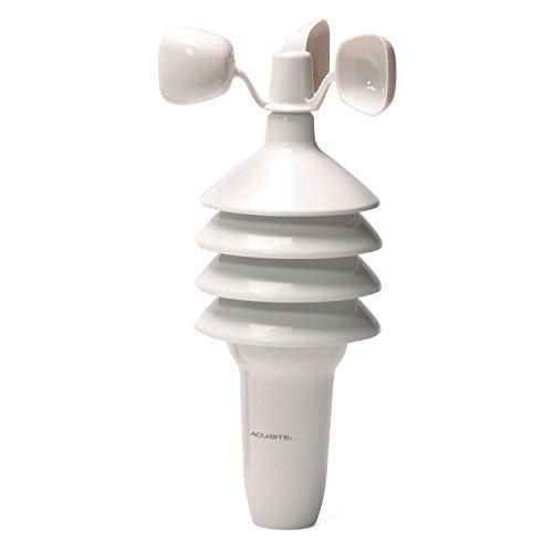 AcuRite 3N1txc 3in1Wireless Sensor mit Wind Speed, Temperatur und Luftfeuchtigkeit - Acu-rite Wireless Thermometer
