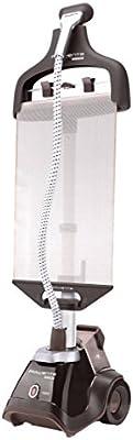 Rowenta Master Valet Steamer IS6300D1 - Centro de planchado vertical (1500 W, soporte y percha integrada), color gris