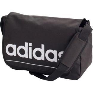 Adidas Linear Messenger Bag–Schwarz.