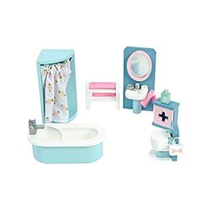 Le Toy Van DaisyLane de casa de muñecas Muebles-baño