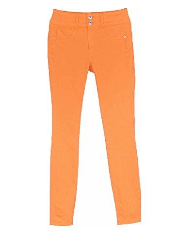 Tiffosi -  Pantaloni  - Donna Arancione