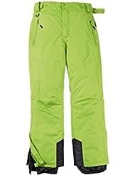 Crivit Pantalones de esquí, snowboard para hombres, pantalones para la nieve