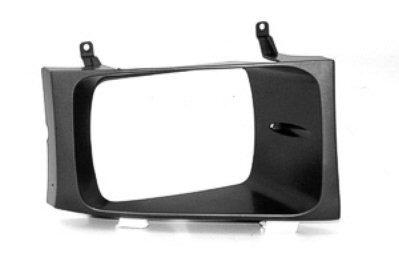 Passeggeri per fari laterali, lunetta F-250 Super Duty Ford F-350, Ford Super Duty, Ford F-450 Super Duty Ford F-550, Super resistente con lunetta, da utilizzare con fasci di sigillato Headlights Depot - F350 Super Duty Fari
