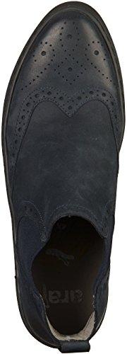 Ara Ladies Toronto-st Chelsea Boots Blu (blu Scuro)