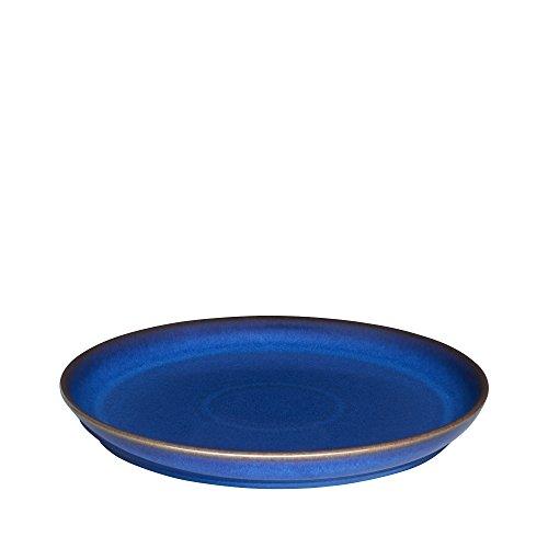 Denby Imperial Frühstücksteller, 26cm, Blau Denby Blue Plate