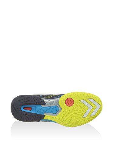Hummel HUMMEL OMNICOURT Z6 HI, Chaussures indoor mixte adulte gris - Gris