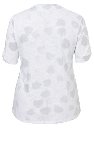 Via Appia Due Damen T-Shirt Titan multicolor