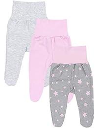 TupTam Polaina de Bebé para Niñas, Pack de 3