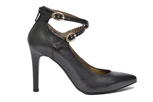 Nero Giardini Décolleté scarpe donna nero 6380 elegante A616380DE 37