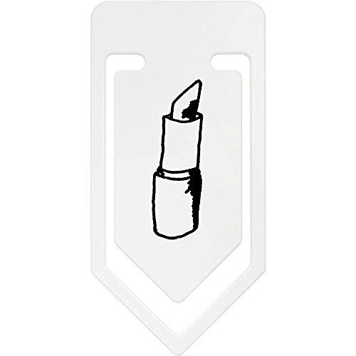 Azeeda 141mm 'Lippenstift' Riesige Plastik Büroklammer (CC00036984)