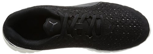 Puma Herren Ignite Ultimate Layered Laufschuhe Schwarz (puma black-quarry 02)