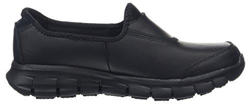 Zapatos Mujer Sure Skechers Track Seguridad De 0zqwEBn7x