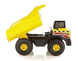 tonka-93918-steel-classic-mighty-dump-truck