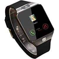 Smart Watches with Bluetooth, Sim Card (4g Supported) Smart Watch for Boys and Girls (Black)