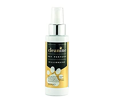 Cleanine 100ml Millionaire Pet Perfume From Animal Products Professional Dog Cologne Grooming Products from Cleanine