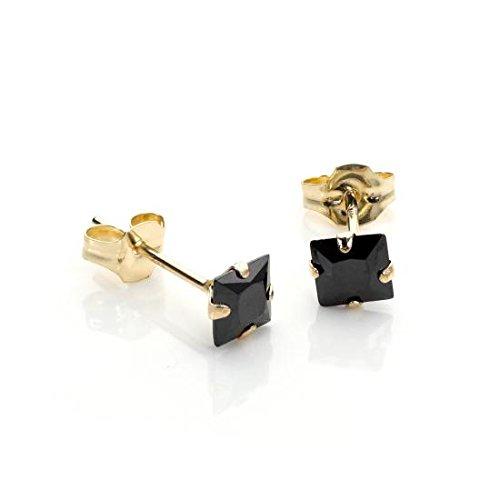 boucles-doreilles-en-or-jaune-9-carats-oxydes-de-zirconium-carres-4mm-monture-griffes-martini-noir