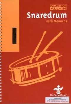 ALL IN 1 - PERCUSSION - arrangiert für Snare Drum [Noten / Sheetmusic] Komponist: MENNENS HENK