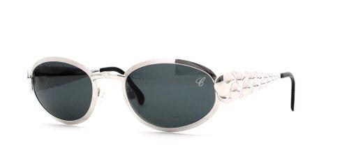 chopard-lunette-de-soleil-femme-argente-argent
