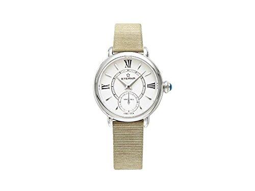 Eterna Lady Eterna Quartz Watch, Ronda 6004D, 28mm, 5atm, 2802.41.62.1398