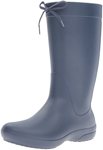 Boot Women, Damen Gummistiefel, Blau (Navy), 41/42 EU ()