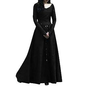 Goosun Vestido Medieval Renacimiento Mujer