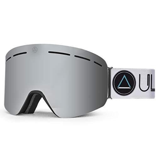 Uller Freeride Black Blizzard Mascaras de Esqui