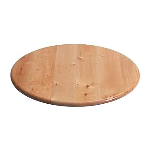 IKEA SNUDDA Lazy Susan, Ø 39cm, Solid Birch Wood, Rotating