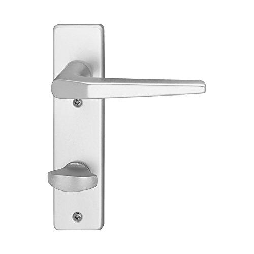 Schössmetall Kosmos, Türgriff - Kurzschild, Badezimmer WC-Ausführung, 10040650