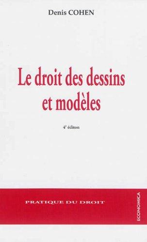 Droit des dessins et modèles (Le)