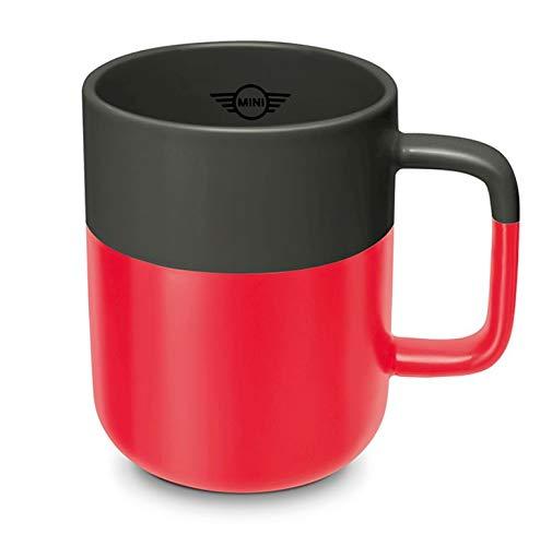 Mini Original Colour Dip Cup Tasse Becher Kaffeetasse schwarz/Coral Kollektion 2018/2020