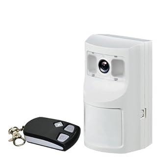 Photo Express E3 Bewegungsmelder, Fernbedienung, Kamera, GSM, Anruf, SMS bei Bewegung