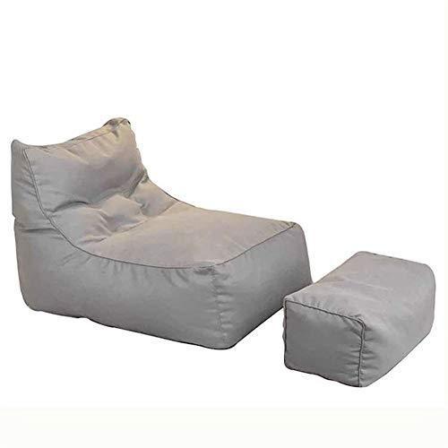 Sitzsack Sitz Lazy Sofa Lounger Personalisierte Outdoor Lounge Für Einfaches Gameplay BBB -