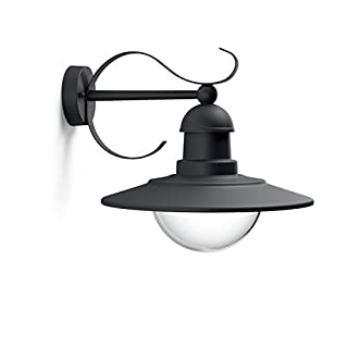 Philips luminaire extérieur applique Topiary Black Edition (B01IYIY0IW) | Amazon Products