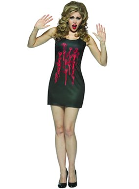 Kostüm Frau erschossen (Rasta Frau Kostüm)
