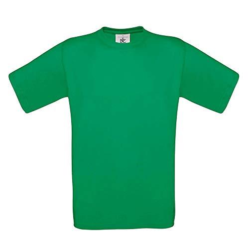 B&C - T-Shirt 'Exact 190' L,Kelly Green -