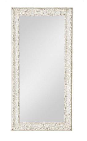 Specchiera di legno stile vintage con fregi disponibile in diverse rifiniture L'ARTE DI NACCHI SP-146