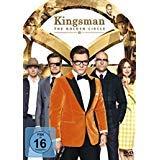 KINGSMAN-THE GOLDEN CIRCLE (DVD-V)