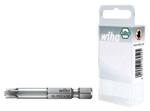 2 pz in blister. Wiha SB 328 S2 Serie giravite SoftFinish electric Xeno