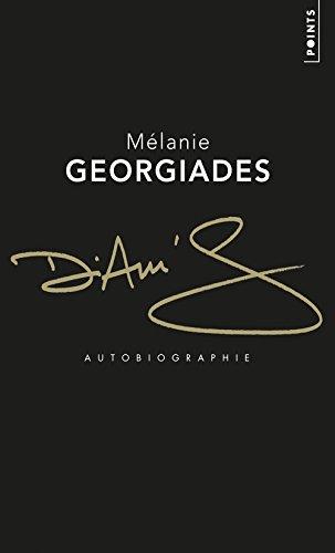 Diam's, autobiographie par Melanie Georgiades